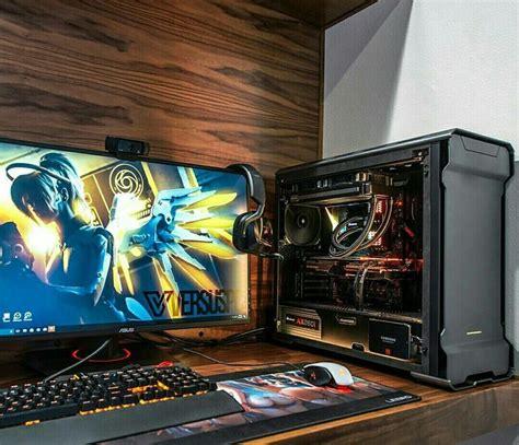 ordinateur de bureau configuration sur mesure épinglé par pour gamer sur pc gaming