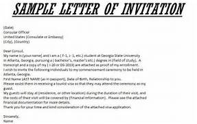 Sample Invitation Letter For Visa Best Business Template It Is Important To Know The Basics Of The Letter Of Invitation Letter To Canada For Parents Invitation Librarry Canada 1 Expocicion