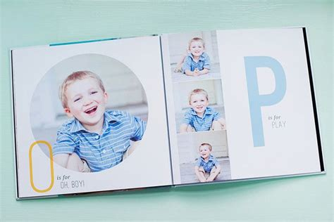 Baby Kids Template by Album Templates Children S Abc Book Baby Album Wedding