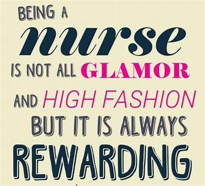 Nurse Nursing Quotes Being Inspire Community Nurses