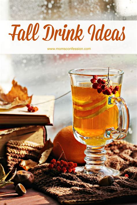 fall drink ideas fall drink ideas