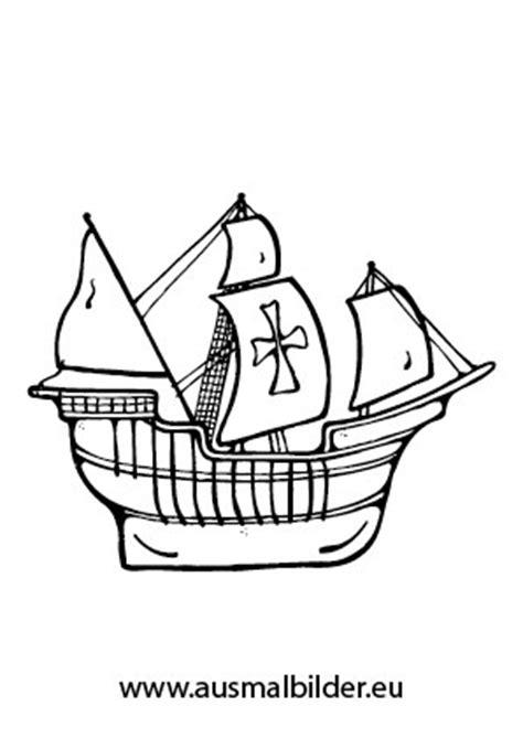 ausmalbilder kleines piratenschiff piraten malvorlagen