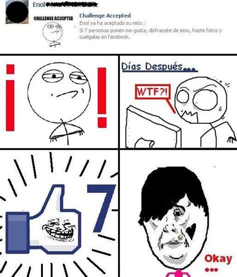 Memes Groseros - the gallery for gt memes groseros para el chat de facebook
