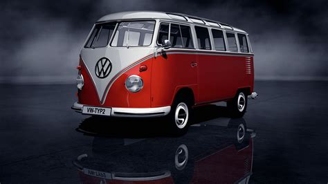 Volkswagen T1 Wallpaper by 1920x1080 Volkswagen T1 Type 2 Samba