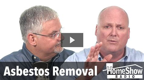 asbestos siding removal whats  proper  video