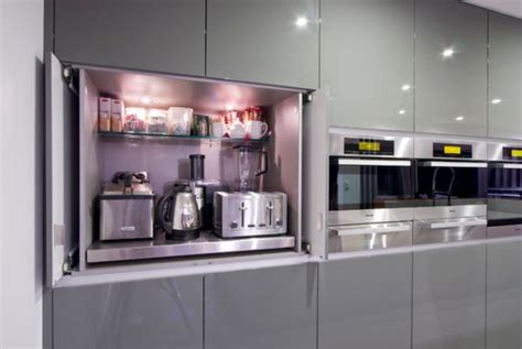 Hide Microwave In Cabinet by How To Design A Kitchen Around A Major Appliance