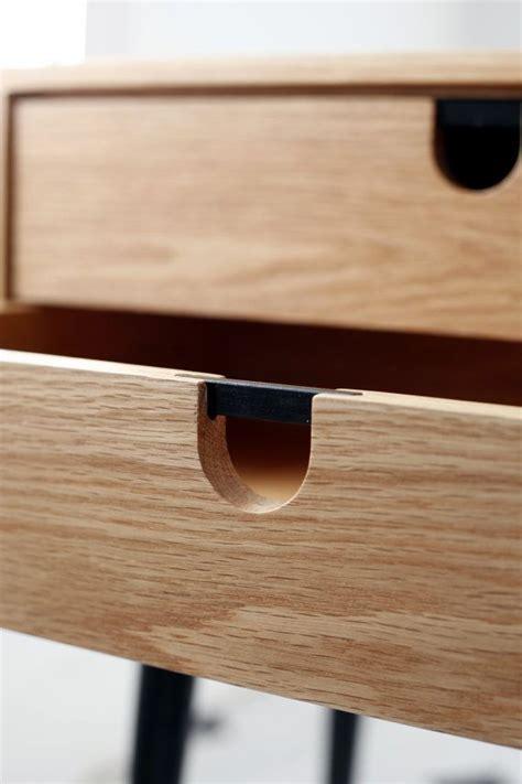 veilleuse chambre à coucher dé de tiroir d une table de chevet école scandinave du