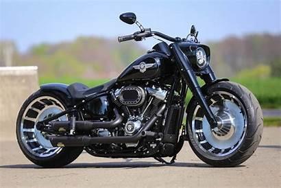 Thunderbike Harley Davidson Fat Boy Nightclub Custom
