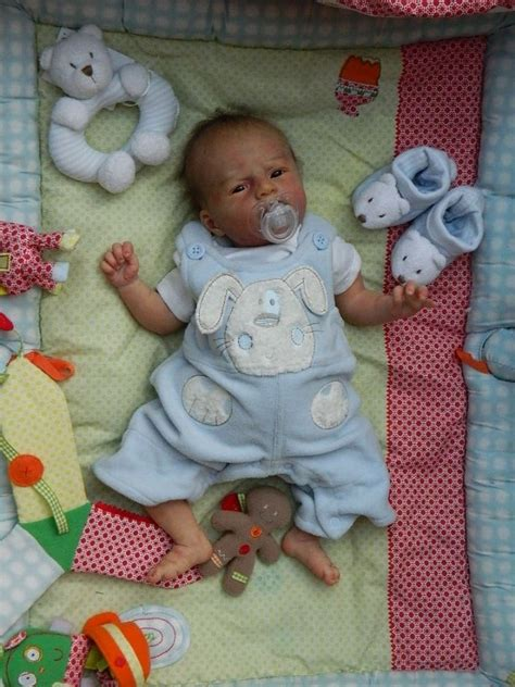 Reborn Babies Boys Dolls