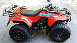 Kawasaki Bayou 300 4x4 Motorcycles For Sale