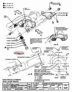 Steering Column Bracket