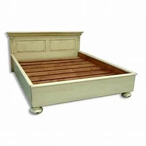 Doppelbett 200x200 Weiß : bett doppelbett 200x200 landhausstil vollholz wei shabby chic ~ Whattoseeinmadrid.com Haus und Dekorationen