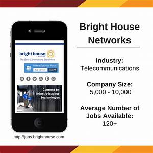 Bright House Networks: We're a Member Because ...