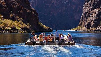 Canyon Grand River Helicopter Colorado Tours Boating
