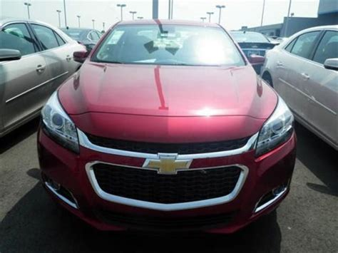 Purchase New 2014 Chevrolet Malibu 2lt In 3891 S Post Rd