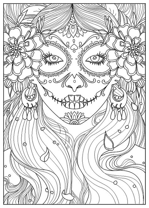 Pin by Mini on ColorSheets | Free adult coloring pages
