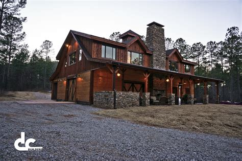 newnan ga barn home  dc builders