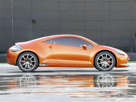 Mitsubishi Eclipse Concept by 2004 Mitsubishi Eclipse Concept E Supercars Net
