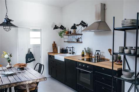 osez  robinet noir dans votre cuisine frenchy fancy