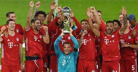 The trophies keep coming: Bayern Munich lift German Super ...