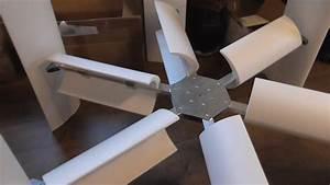 Windrad Selber Bauen : vertikal windrad zur stromversorgung ~ Frokenaadalensverden.com Haus und Dekorationen