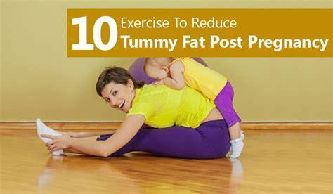 top  tummy exercises  pregnancy
