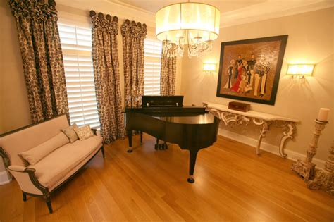 Dining To Music Room