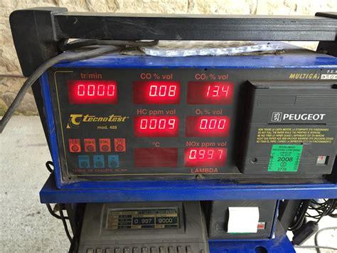 sc exhaust gas analyzer results rennlist porsche