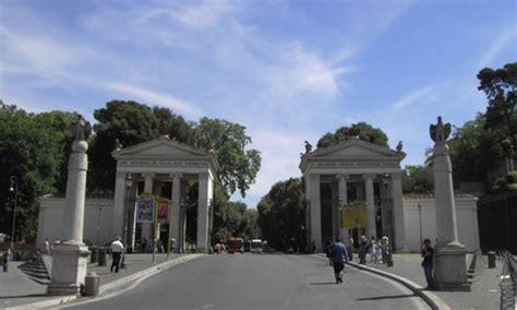 Villa Borghese Ingresso Villa Borghese
