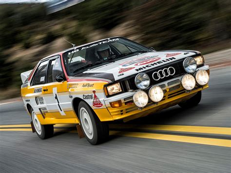 audi quattro rally wrc race cars a2 rallying racing 80s 1983 rallye coupe sport classic early a1 groupe greatest sports