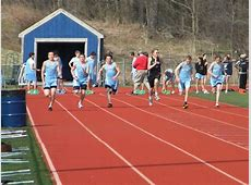 Medfield High School Track Teams Notch First Wins of