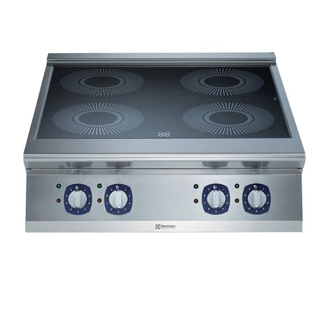 induction cooking zone range electric electrolux professional modular 900xp line cook features tops