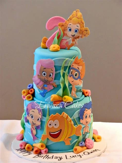 48 best bubble guppies birthday images on pinterest