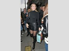 Miley Cyrus is Stylish Out in London 12072018