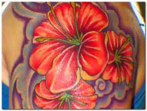 Hibiscus Flower Tattoo Meaning
