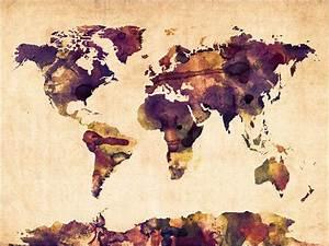 Carte Du Monde Design : carte du monde design cosprocare ~ Teatrodelosmanantiales.com Idées de Décoration