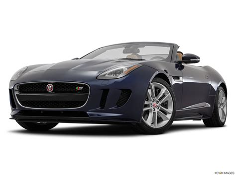 Car Features List For Jaguar F-type Convertible 2016 V6 S