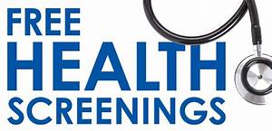 Sign up for free Health Screenings through UM System's ...