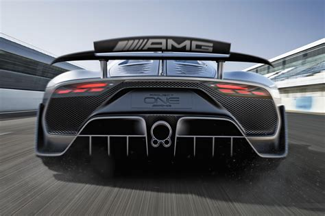 Mercedes-AMG Project One revealed: the ultimate hypercar ...
