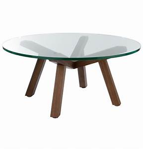 Coffee tables ideas round glass coffee table top for Glass top circle coffee table