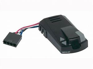Hopkins Towing Solutions 47235 Impulse Brake Controller