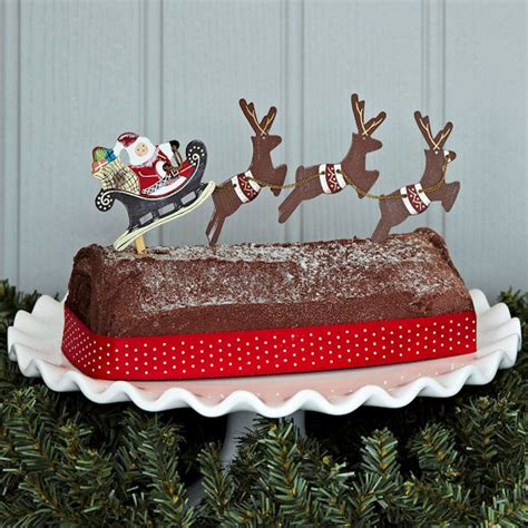 christmas cake toppers decorations www indiepedia org