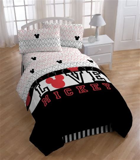 twin bedding mickey mouse bedding