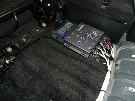 dodge durango audio upgrade