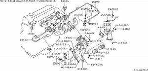 Nissan 300zx Turbocharger Oil Line Gasket  Engine