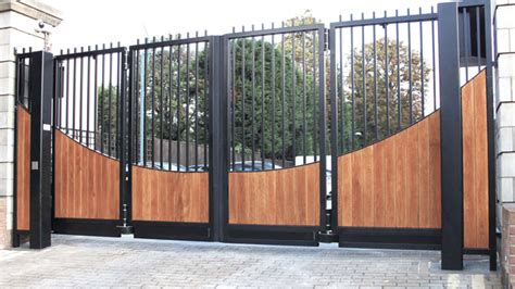 house security fence safe gate tips for security fencing missalis homes
