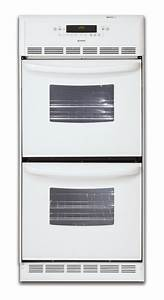 Kenmore 40612 24 U0026quot  Manual Clean Double Wall Oven