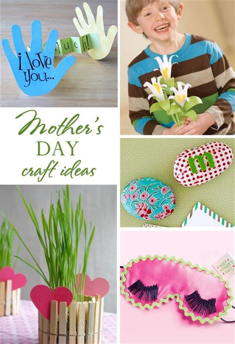 Easy Mother's Day Craft Ideas