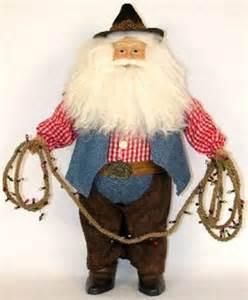 Cowboy Santa Christmas