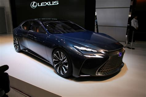 lexus infiniti acura designs cater  chinese market